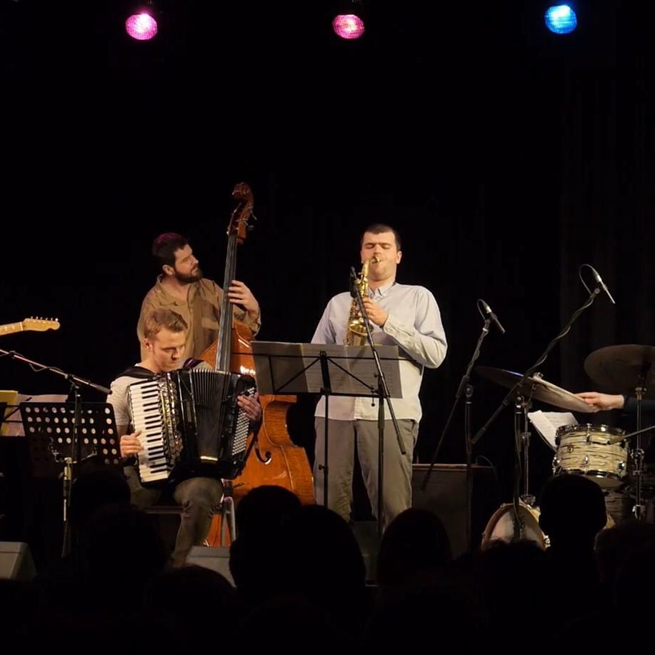 Ondřej zámečník Quintet